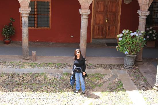 Hotel Costa Del Sol Ramada Cusco: Courtyard