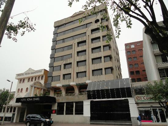 Hotel Reina Isabel: L'hôtel