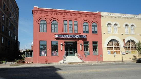 American Banjo Museum, OKC