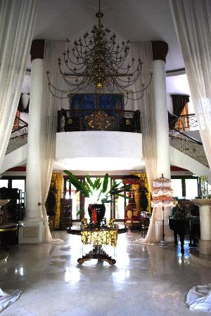 The Mansion Resort Hotel & Spa: Reception