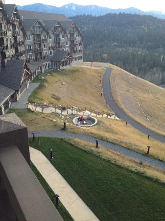 Suncadia Resort: from room 2043