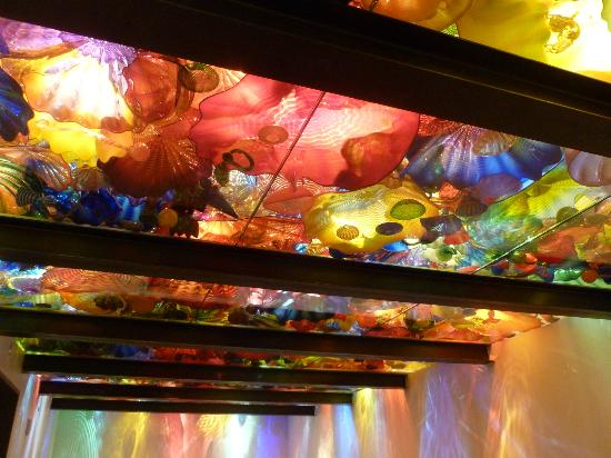 Part Of The Exhibit Picture Of Chihuly Garden And Glass Seattle Tripadvisor
