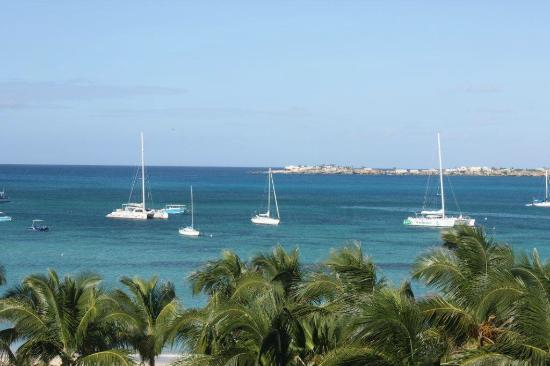 Atrium Beach Resort and Spa: Day sail boats