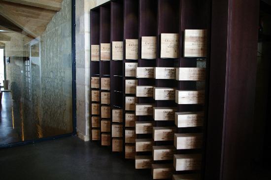 Office de Tourisme de Bordeaux : chateaux de ferrand
