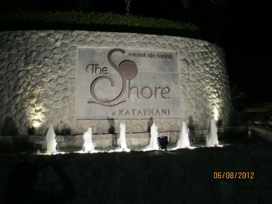 The Shore at Katathani: Entrance