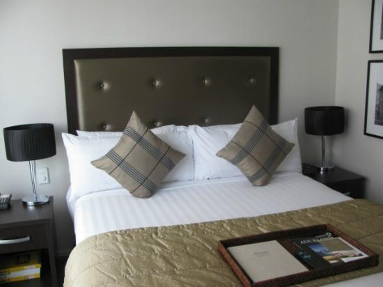 Rydges Auckland: Nice, comfy bed