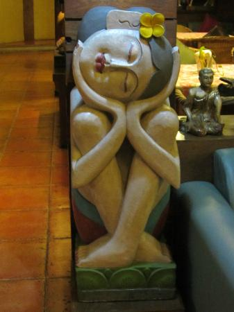 Villa Cha-Cha: Artwork at Villa Cha Cha