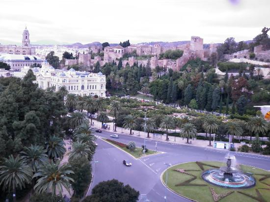 Hotel MS Maestranza: view of Alcazabar