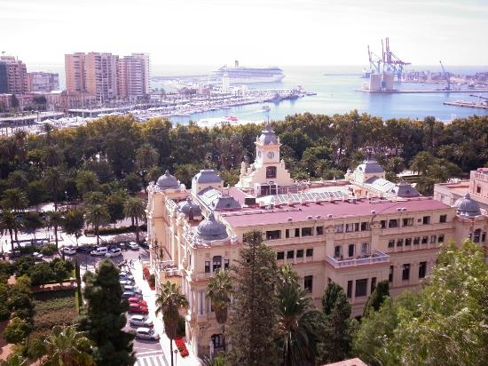 Hotel MS Maestranza: view from Alcazabar