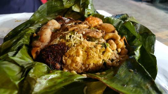 Black lamb curry at aj 39 s sri lankan cuisine picture of for Authentic sri lankan cuisine
