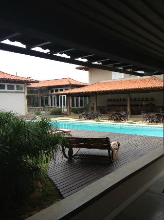 Villa Rasa: Hot swiming pool