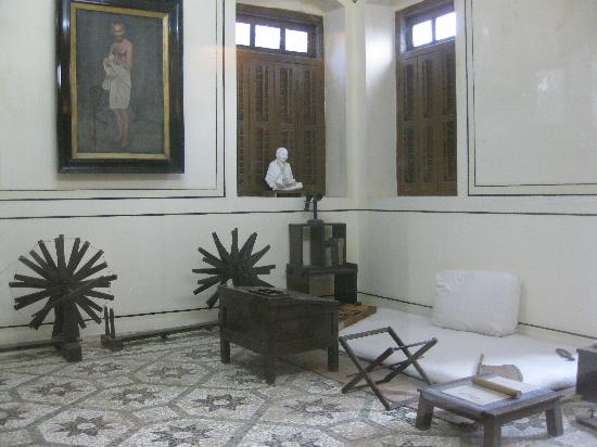 Gandhi-Museum Mani Bhavan: Gandhi Lived & Worked Here