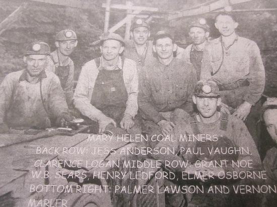 Kentucky Coal Mining Museum: miners