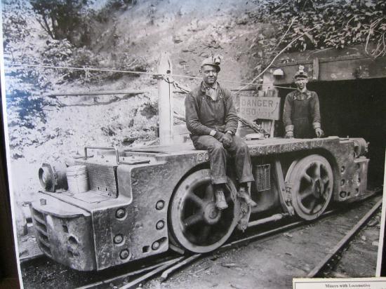 Kentucky Coal Mining Museum: early mining