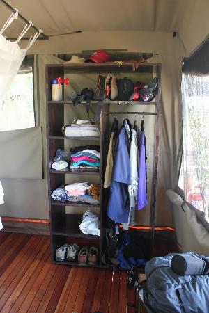 Closet San Go on
