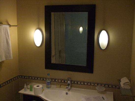 Southern Sun O.R Tambo International Hotel: bathroom