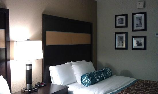 La Quinta Inn & Suites Richmond Midlothian : Nice pillows were abundant.