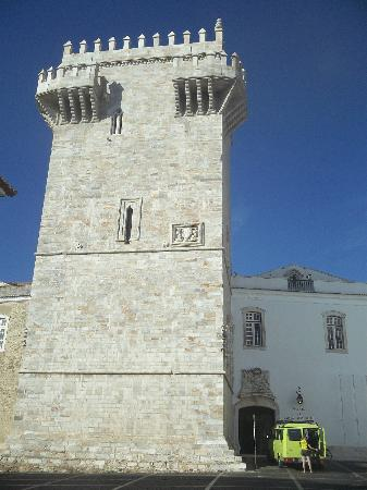 Pousada Castelo Estremoz: the tower