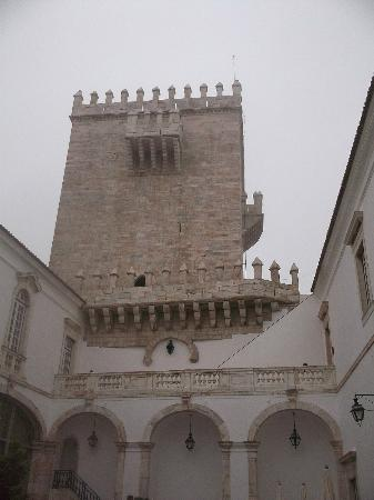 Pousada de Estremoz - Rainha Santa Isabel: the tower