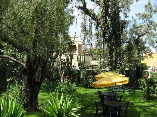 Casagrande Hotel Arequipa: Jardines