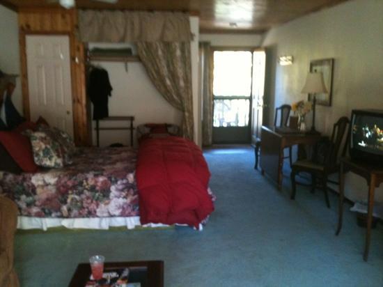Pine Mountain Hotel: Room 203
