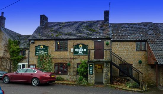 Wincanton, UK: Stags Head, Yarlington