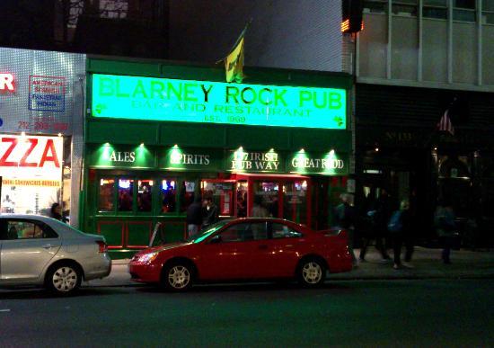 Blarney Rock Pub, New York City - Chelsea - Restaurant Reviews ...