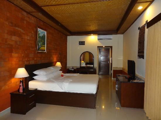 Sri Phala Resort & Villa: ma chambre