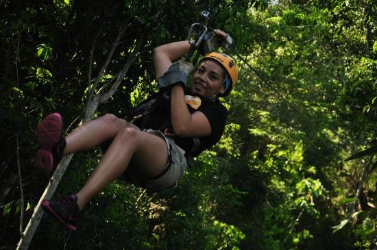 Selvatica Canopy Expedition and Adventure Tour: Tirolesa