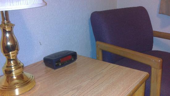 Kingsway Inn: Blood on the wall