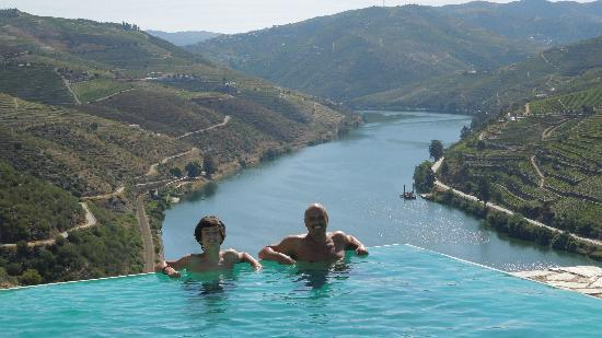 Northern Portugal, Portugal: Sunny afternoon at Quinta do Crasto - Douro - Portugal
