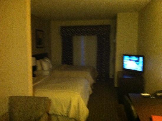 Comfort Suites Wilson I-95: Room