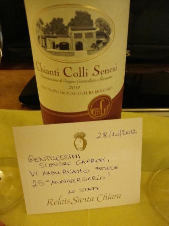 Relais Santa Chiara Hotel: Nice customer service!! Luv it!