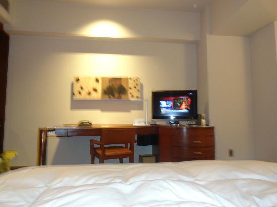Grand Hyatt Tokyo: room view