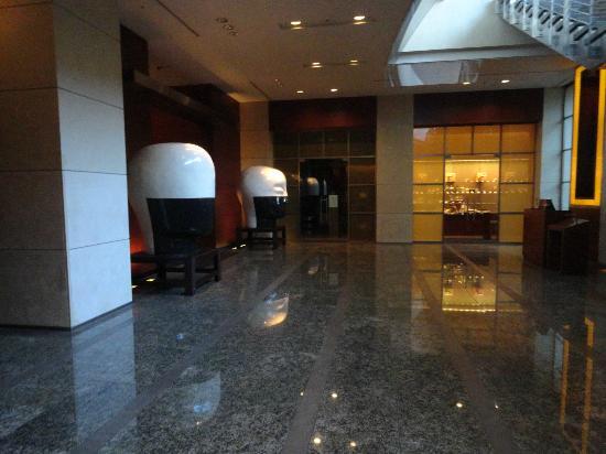 Grand Hyatt Tokyo: Lobby area