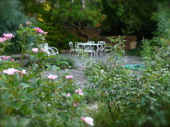 Los Poblanos Historic Inn & Organic Farm: Sitting Area
