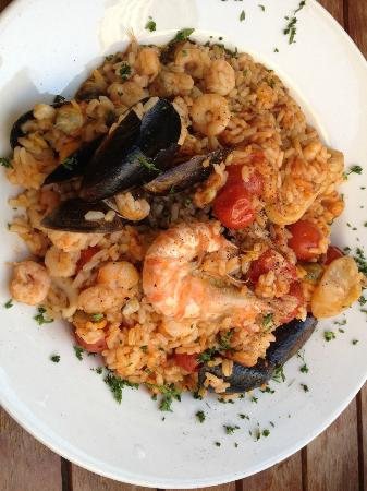 Giovanni's On the Hayes: Delicious fresh risotto