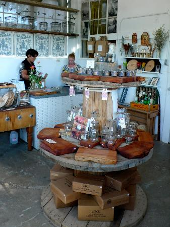 Los Poblanos Historic Inn & Organic Farm: Shop on the grounds