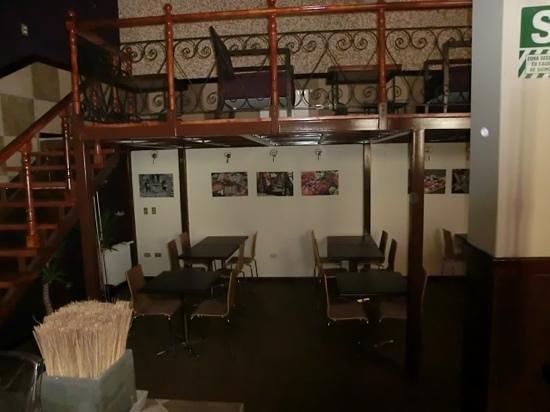 Maytaq Wasin Boutique Hotel: einrichtung des hotels