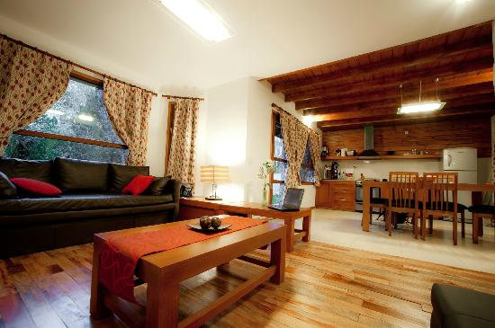 Bosque del Nahuel: Living Comedor