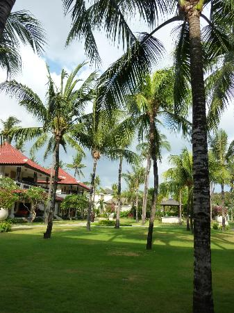 Holiday Inn Resort Baruna Bali : Gardens
