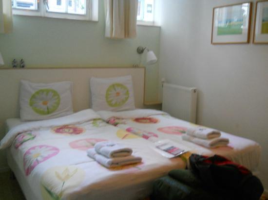 BnB Bloembed: Nuestra habitación