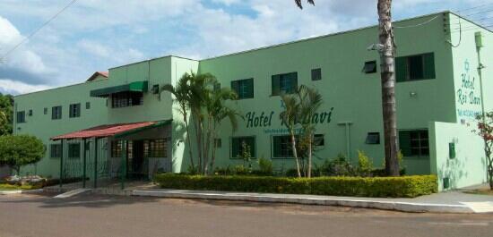 Abadiania, GO: hotel rei davi