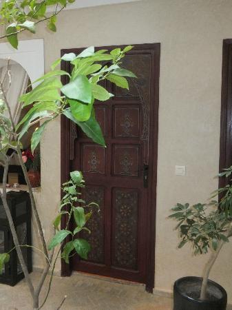 Riad Al Badia: Atrium