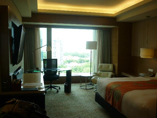 InterContinental Saigon Hotel : Club Room