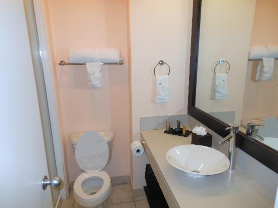 Ports of Call Resort: Bathroom