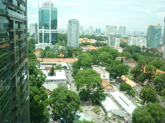 InterContinental Saigon Hotel : Club Room - View