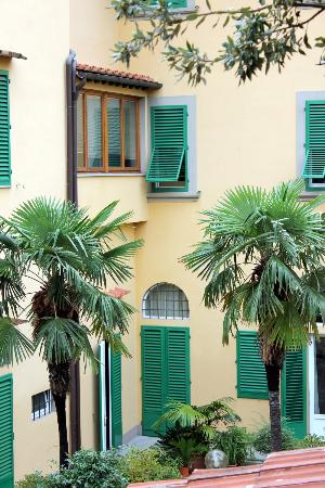 Hotel Il Bargellino: Our neighbors