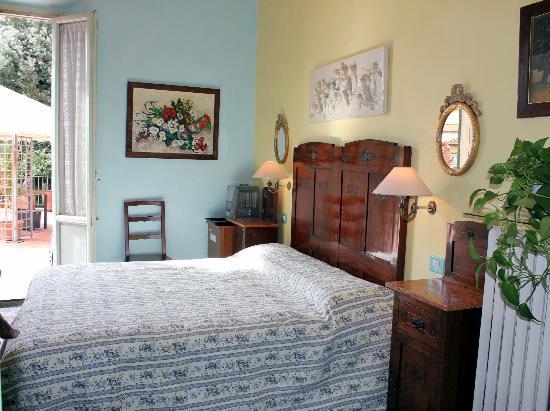 إل بارجيللينو: Our Room #8 