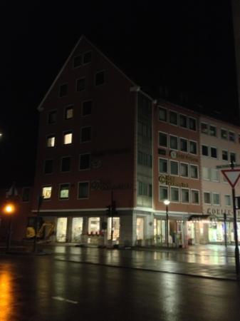 City Partner Hotel Goldenes Rad: Goldenes Rad